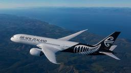 Encontrá vuelos baratos en Air New Zealand