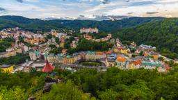 Hoteles en Karlovy Vary cerca de Diana Lookout Tower