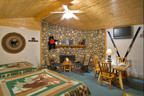 Fireside Lodge Bed and Breakfast - South Lake Tahoe - Habitación