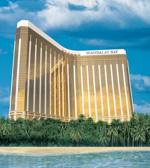 Mandalay Bay Resort And Casino - Las Vegas - Edificio