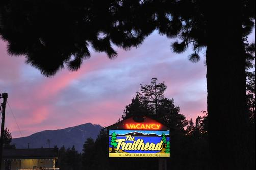 The Trailhead - South Lake Tahoe - Vista del exterior