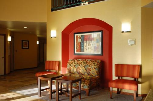 Best Western Palm Court Inn - Modesto - Lobby